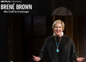 Brene Brown Call to Courage