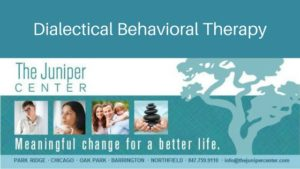Dialectical Behavioral Therapy