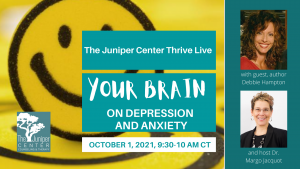 Debbie Hampton on The Juniper Center Thrive Live