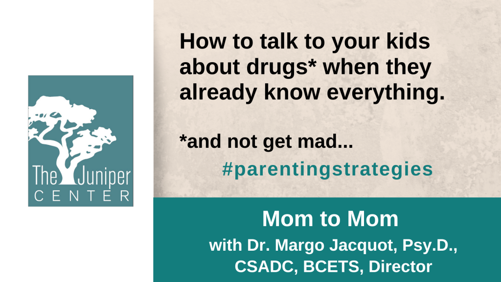 How to Talk to Your Kids about Drug and Alcohol Abuse